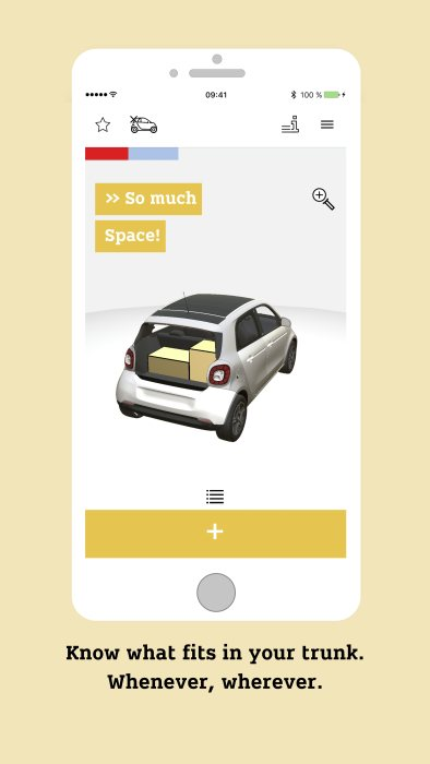 "Official launch of the ""pactris"" app at the IFA: So-long parcel puzzle: digital loading assistant"