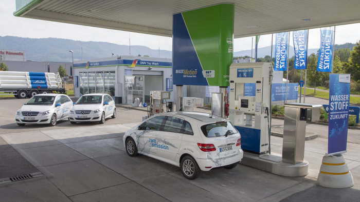 Joint press release: Grand Opening of the hydrogen filling station in Metzingen