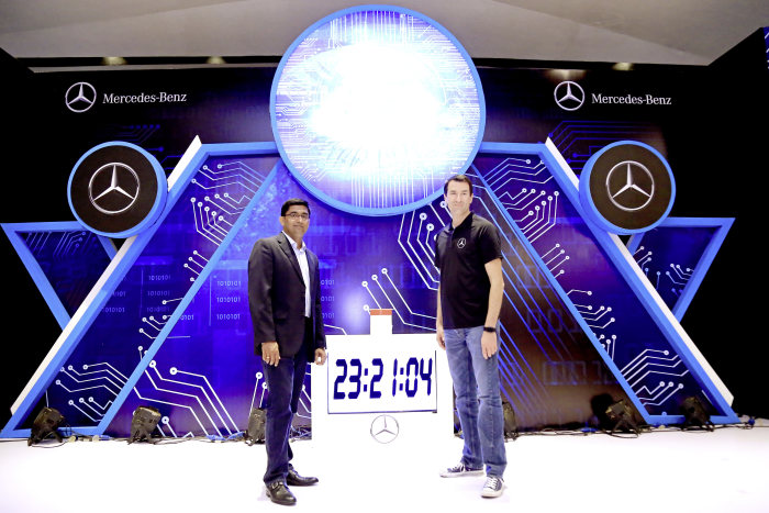 Daimler holds its first 24-hour Open Hackathon in India, Hack.Bangalore
