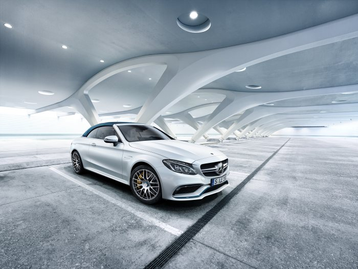 New Edition models from Mercedes-AMG: More Driving Performance for individualists