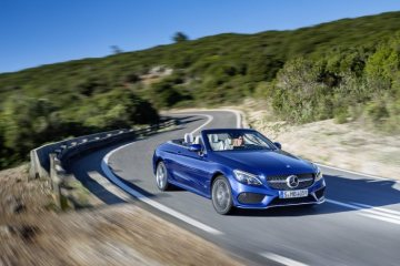 Mercedes-Benz: strong growth in unit sales for E-Class and dream cars in May