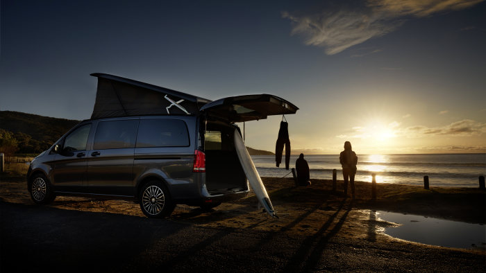 Mercedes-Benz Marco Polo on the road to becoming a globetrotter