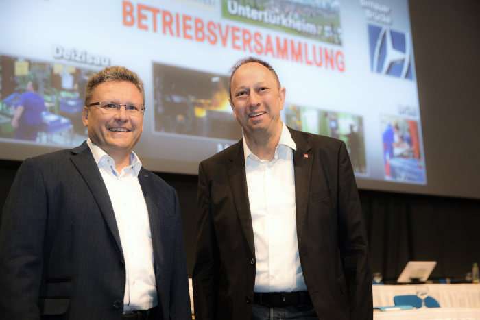 Update of transformation plan: Mercedes-Benz Untertürkheim plant to produce batteries for electric vehicles