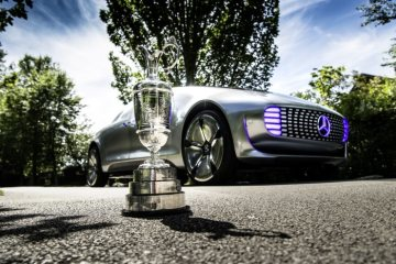 Mercedes-Benz bei The 146th Open – Royal Birkdale 2017: Innovativ aus Tradition