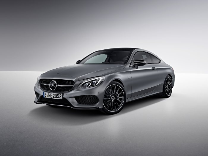 Lots of enhancements for C-Class and GLC: New special models and connectivity offers