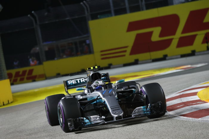 2017 Singapore Grand Prix - Friday