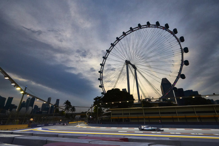 2017 Singapore Grand Prix - Saturday
