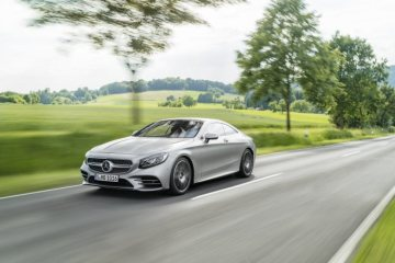 Mercedes-Benz posts best third quarter in the company's history