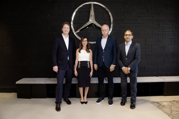 Grand opening of new digital hub in Tel Aviv: Being up to tomorrow: Creating and contributing new mobility services and digitalisation at the Mercedes-Benz Research & Development Center Tel Aviv for the Daimler network