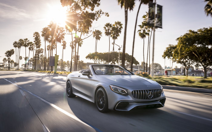 Mercedes-AMG S 63 4MATIC+ Coupé/Cabriolet and S 65 Coupé/Cabriolet: New dream Performance vehicles with Panamericana radiator grille