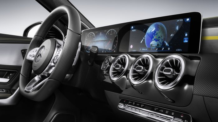 Mercedes-Benz at CES 2018: World premiere of the new Mercedes-Benz User Experience