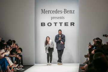 Mercedes-Benz Fashion, Spring/Summer 2019: MBFW Berlin: Mercedes-Benz presents BOTTER