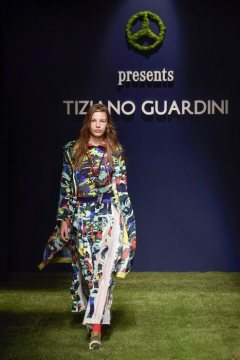 Mercedes-Benz Global Fashion Engagement 2018: Tiziano Guardini makes his runway debut at Milan Fashion Week
