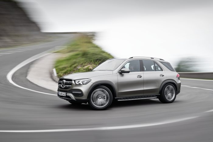 Sales launch for the new Mercedes-Benz GLE: The SUV trendsetter is now available to order