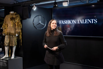 Mercedes-Benz's commitment to fashion: Ten years of encouraging up-and-coming international designers