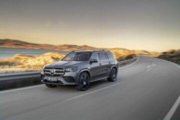 The new Mercedes-Benz GLS: The S-Class of SUVs