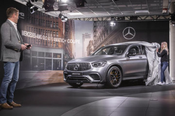 Mercedes-Benz Cars on the eve of the 2019 New York International Auto Show: Driving Performance quadrupled