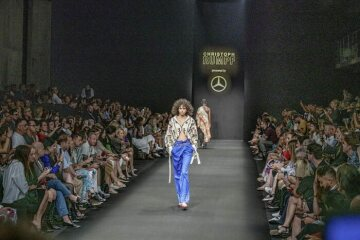 Mercedes-Benz opens MBFW Berlin with show by up-and-coming talent Christoph Rumpf
