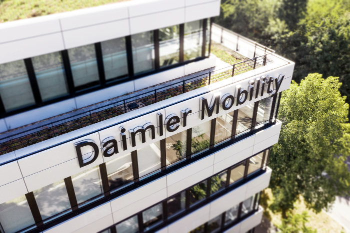 Daimler Financial Services AG today becomes Daimler Mobility AG