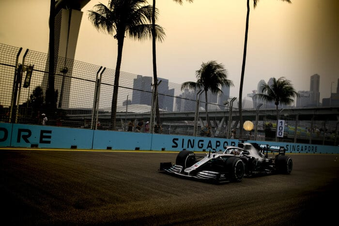 2019 Singapore Grand Prix - Friday