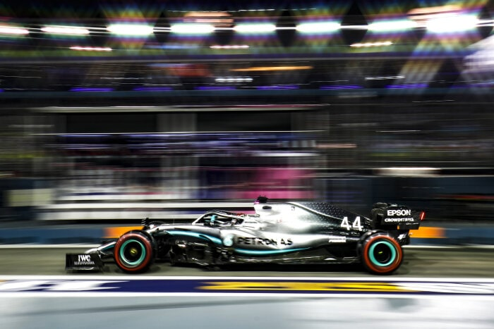2019 Singapore Grand Prix - Saturday