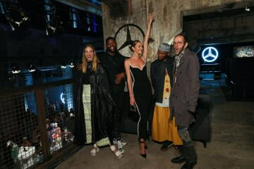 Mercedes-Benz Fashion Week Berlin opens with fashion talents from South Africa