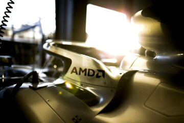 Mercedes-AMG Petronas Formula One Team and AMD Announce Multi-Year Partnership
