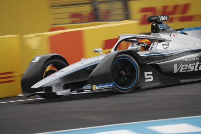 Character-building race for the Mercedes-Benz EQ Formula E Team in Mexico