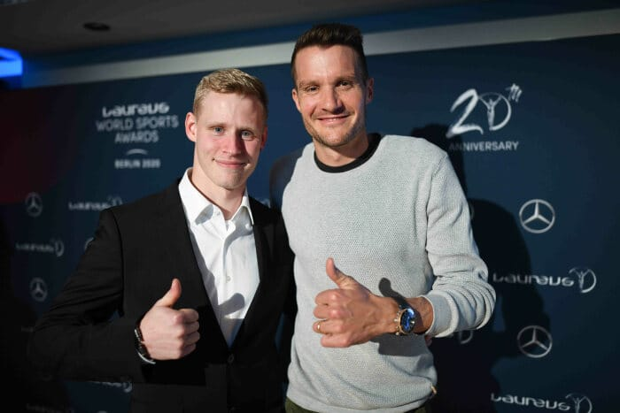Laureus World Sports Awards 2020 in Berlin: Laureus World Sports Awards celebrates 20 years of social engagement