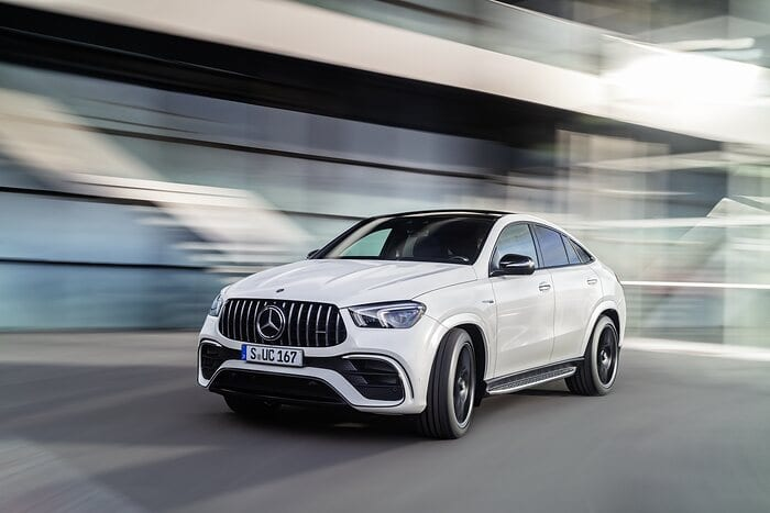 Combining elegance with powerful performance: the new Mercedes-AMG GLE 63 4MATIC+ Coupé