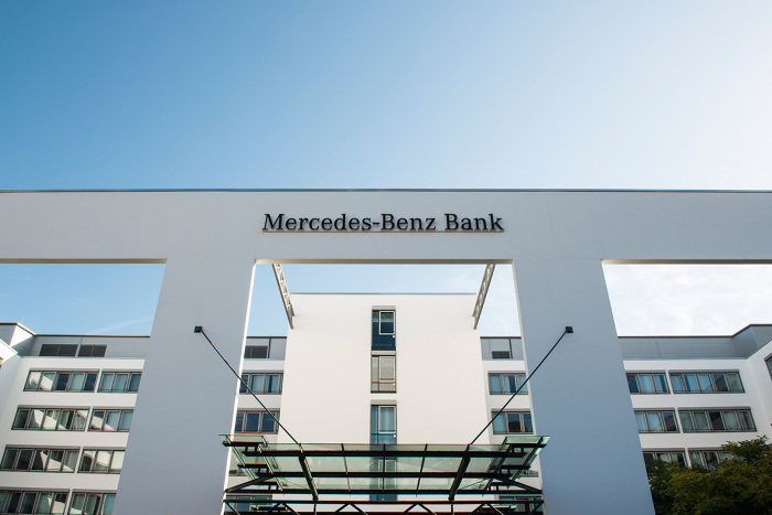 Mercedes-Benz Bank sets records in 2019