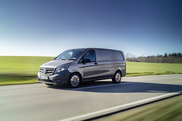 The new Mercedes-Benz Vito and eVito Tourer: attractive upgrade for the van with the star