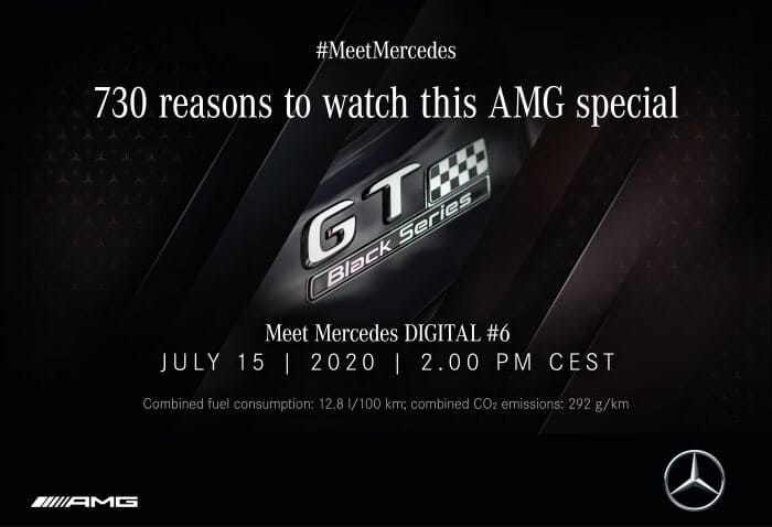 Digitale Weltpremiere: Driving Performance neu definiert: Meet Mercedes DIGITAL #6 – 730 reasons to watch this AMG special
