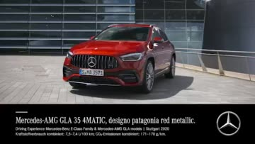 TV-FOOTAGE GLA 35 4MATIC