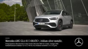 TV-FOOTAGE GLA 45 S 4MATIC