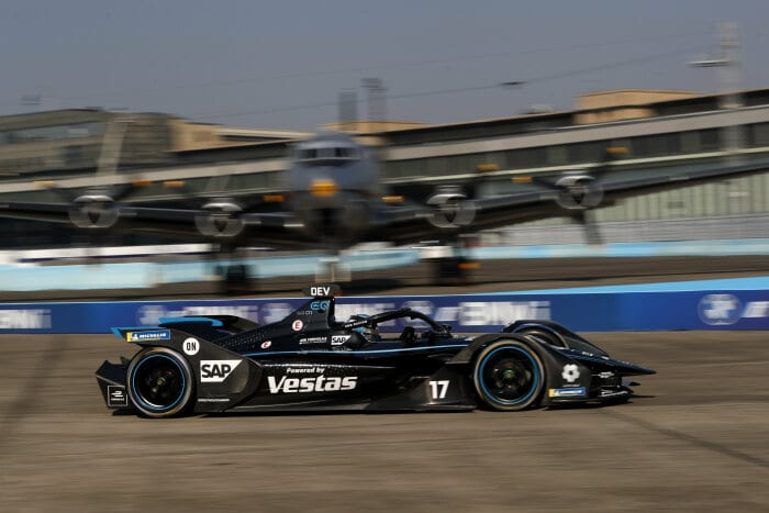 Setback in Berlin: Disappointing race for the Mercedes-Benz EQ Formula E Team