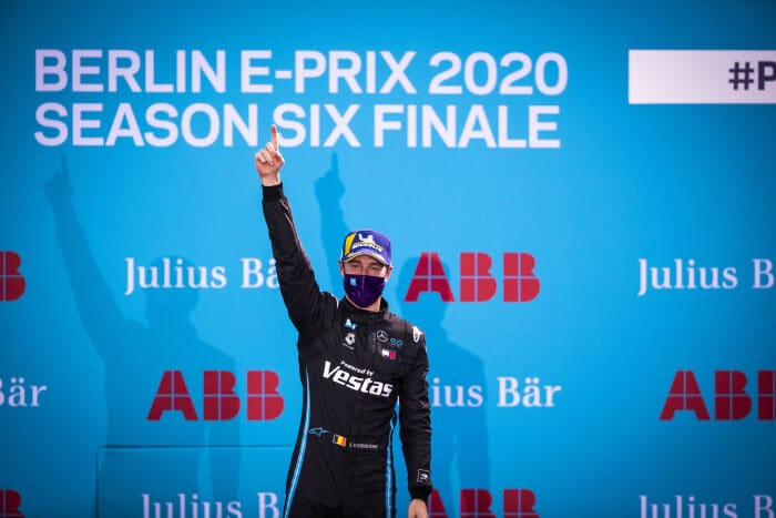 Mercedes-Benz EQ Formula E Team secure one-two finish to conclude first season