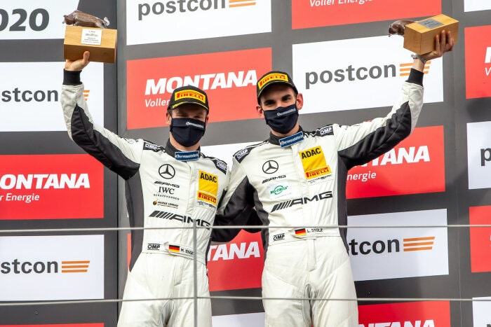 Tales from the paddock: Mercedes-AMG Motorsport celebrates its first championship titles in 2020