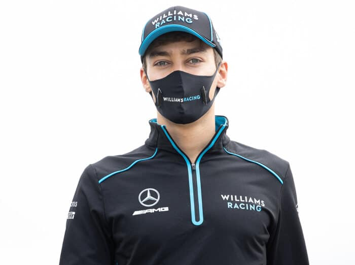 Mercedes-AMG Petronas F1 Team confirms George Russell for Sakhir GP