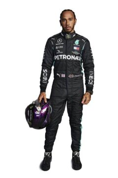 Mercedes-AMG Petronas F1 Team and Lewis Hamilton together in 2021