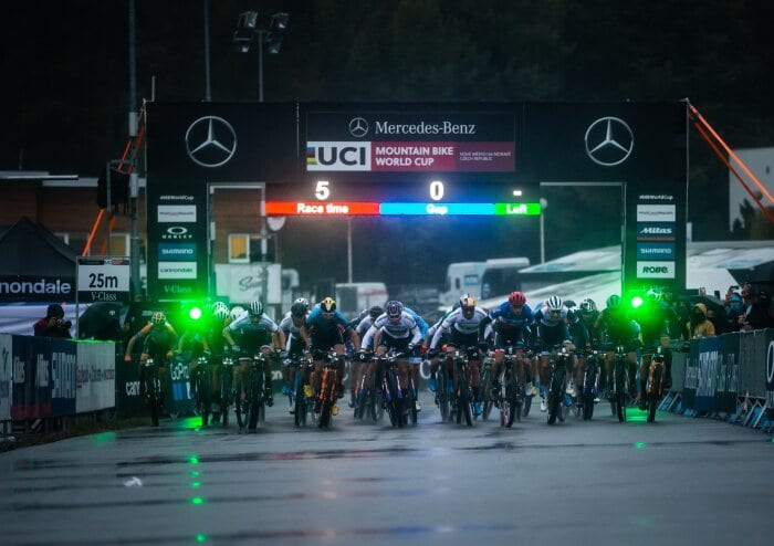Mercedes-Benz Vans extends its brand involvement with the Union Cycliste Internationale