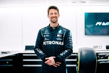 """I'm so excited to jump back in an F1 car!"" - Romain Grosjean to make F1 return in special one-off test with Mercedes"