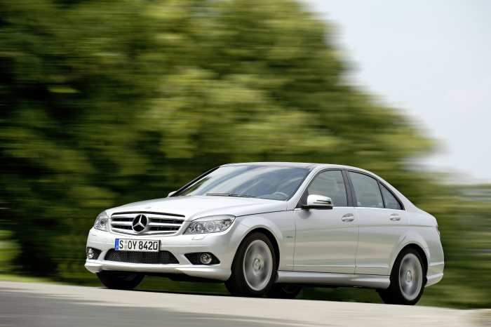New Engines in the Mercedes-Benz C-Class: The Most Efficient C-Class Ever
