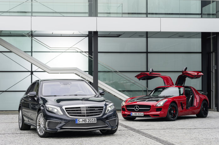 S 65 AMG and SLS AMG GT FINAL EDITION in Tokyo and Los Angeles: Double world premiere for Mercedes-AMG