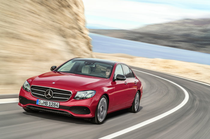 At dealerships from April: Sales start for the new E-Class, SLC and SL