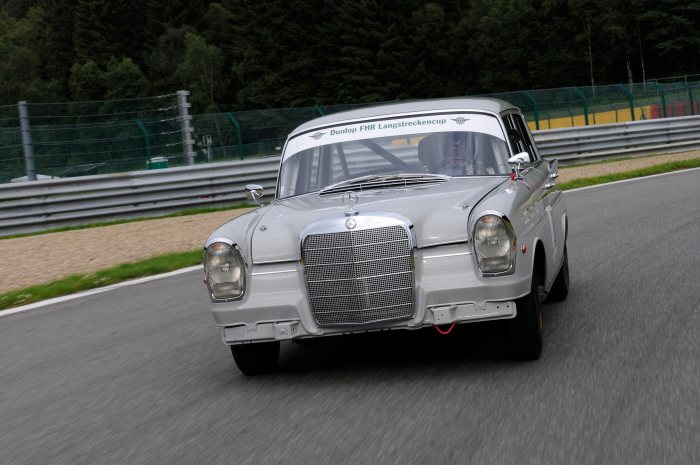 "The racing ""Fintail"" to start in the season finale of the FHR long-distance cup at the Nürburgring racetrack"
