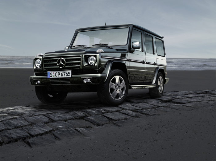 Major anniversary for a success story - 30 years young: the G-Class