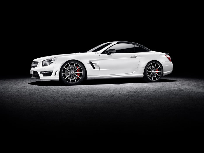 Market launch for SL 63 AMG and SL 65 AMG 2LOOK Edition: Extraordinary and even more dynamic