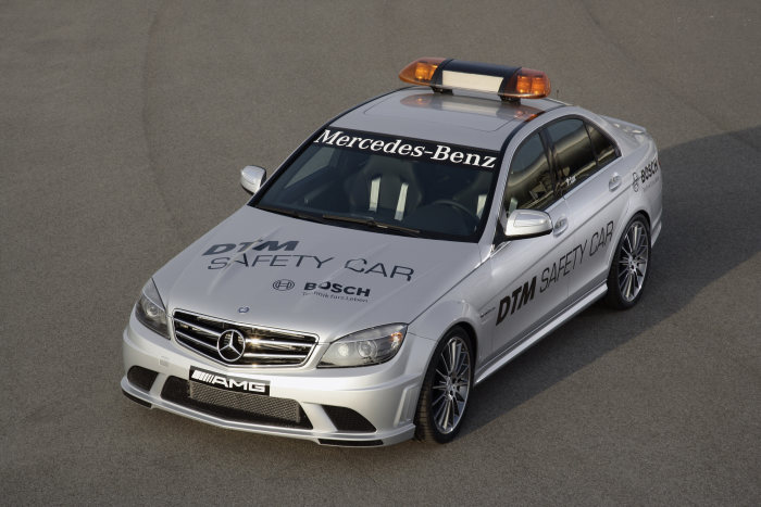V8 Saloon with 336 kW/457 hp and 600 Nm of torque: New C 63 AMG ready for the off as the official Safety Car in the DTM