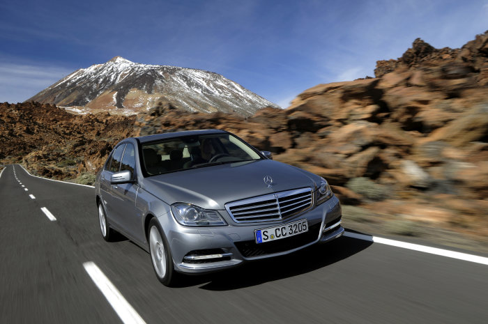 International award-winner: C-Class triumphs in Japan and Australia